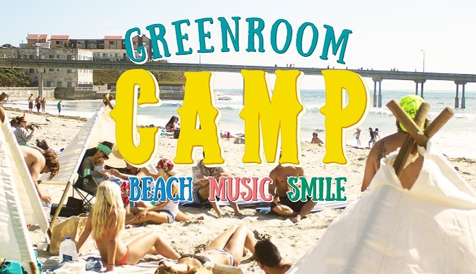 GREENROOM CAMP 2015