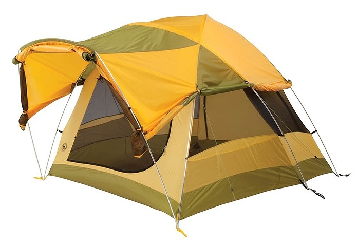 Tensleep Station Tent with fly10-zm
