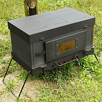 tent-Mark DESIGNS iron-stove 改