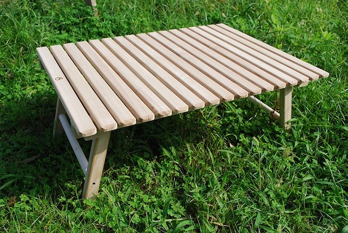 compact lo table