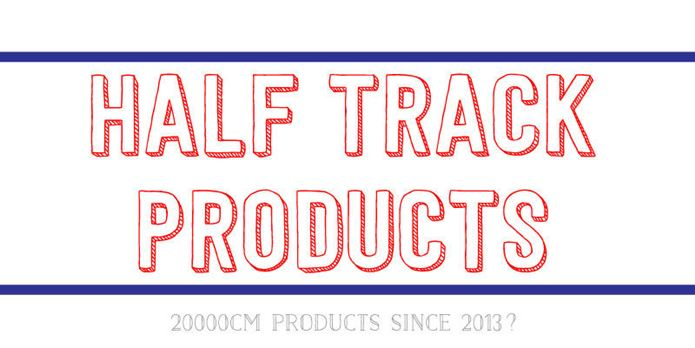 HALF TRACK PRODUCTSのロゴ