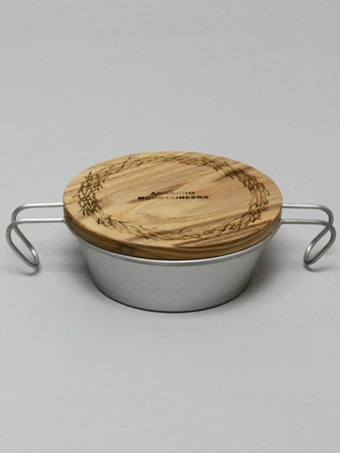 Wood Lid (for Solo) マウンテンリサーチ