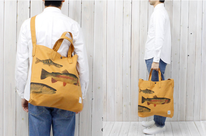 SOUTH2 WEST8 Grocery Bag 2WAYバック