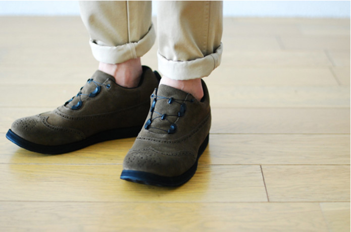 SOUTH2 WEST8 SPECTUS 1 SPECIAL – WING TIP シューズ