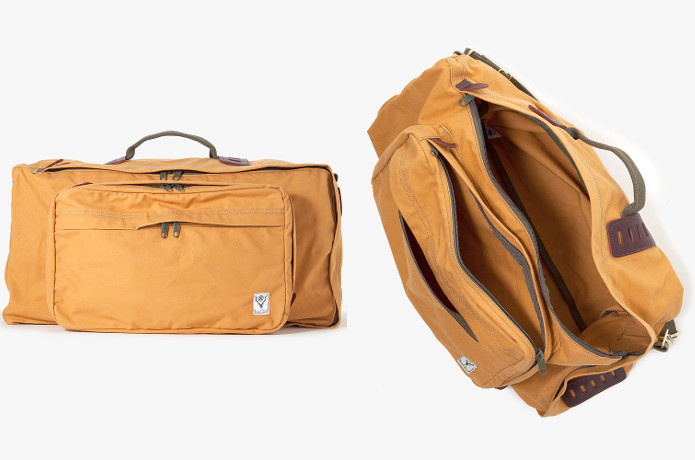 SOUTH2 WEST8 Sunforger 2-WAY Traveler's Pack 2wayバック