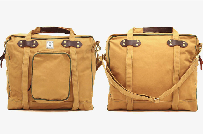 SOUTH2 WEST8 Sunforger Painter Bag ショルダーバック
