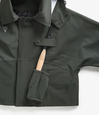 SOUTH2 WEST8 RIVER WALKER STRETCH FISHING JACKET ジャケット