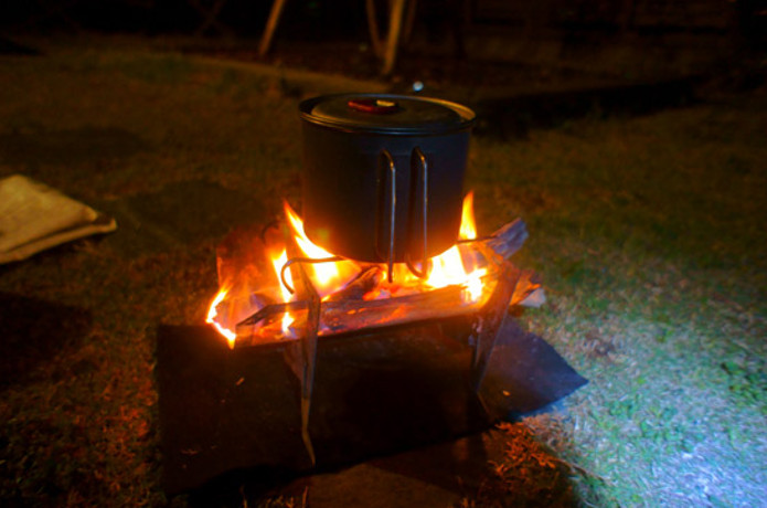 SOLA TITANIUM GEAR /Super Naturestove#1