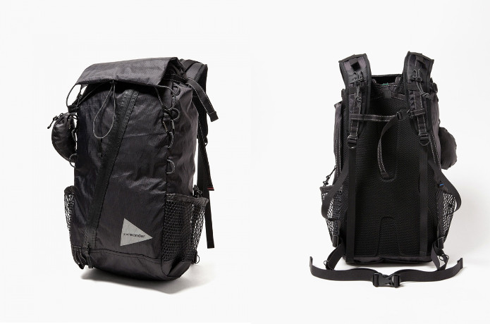 and wander X-Pac 30L backpack