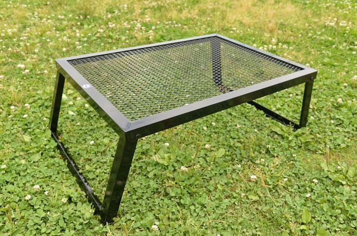 CAMP MANIA PRODUCTS GRILL STAND 画像1